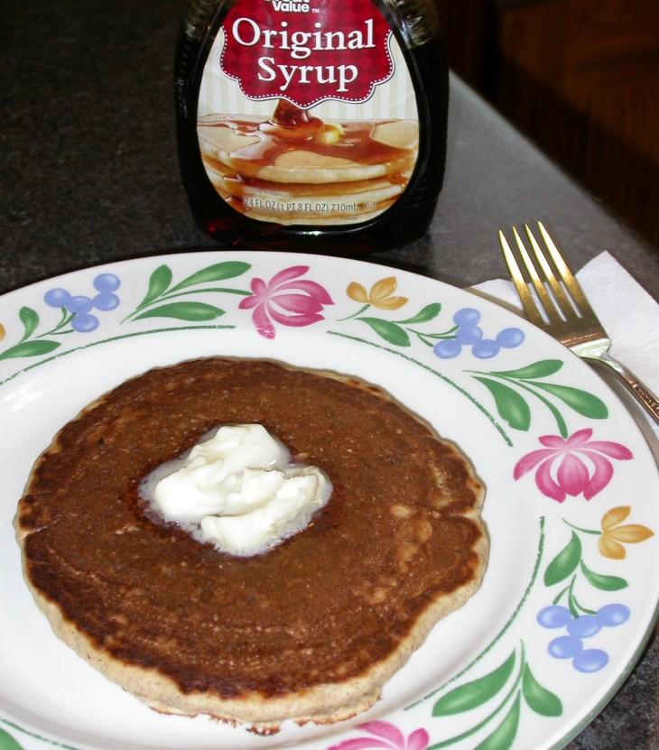 pancake-served