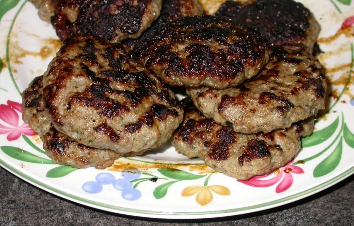 sausage-served
